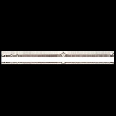 bracelet-trefle-or-blanc